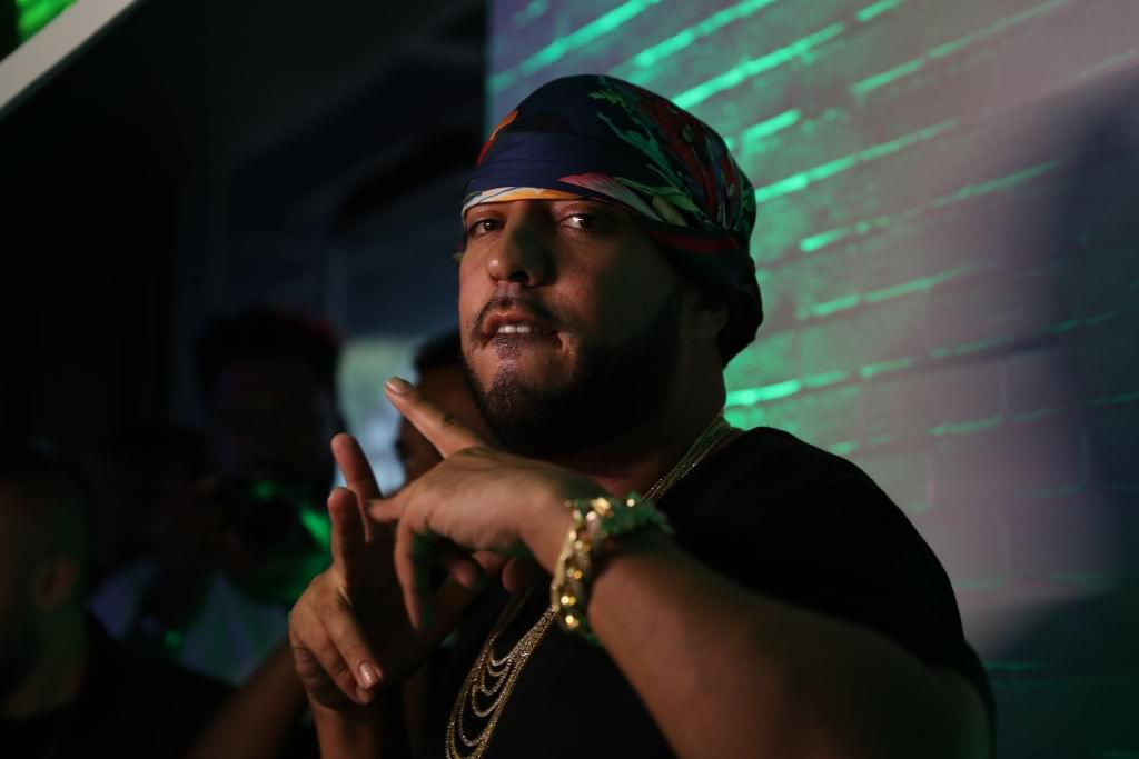 Hip-Hop Continues Billboard Reign With French Montana Debut