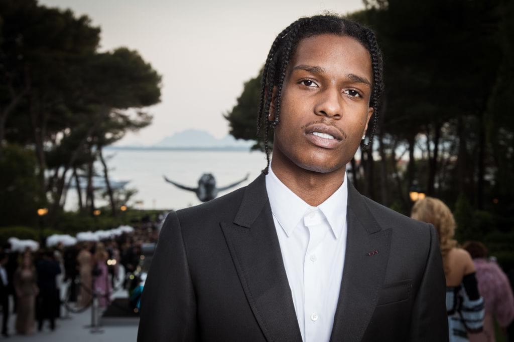 7e38f8eee75 A$AP Rocky Is 'World's Flyest Human' In GQ Style Cover Issue | KPWR-FM
