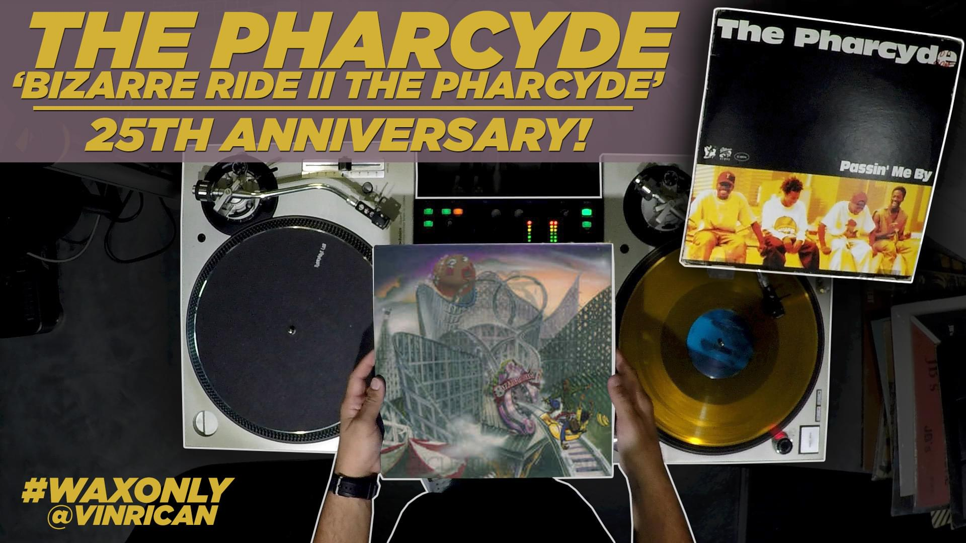 Wax Only Vinrican Samples Classics From The Pharcydes Bizarre