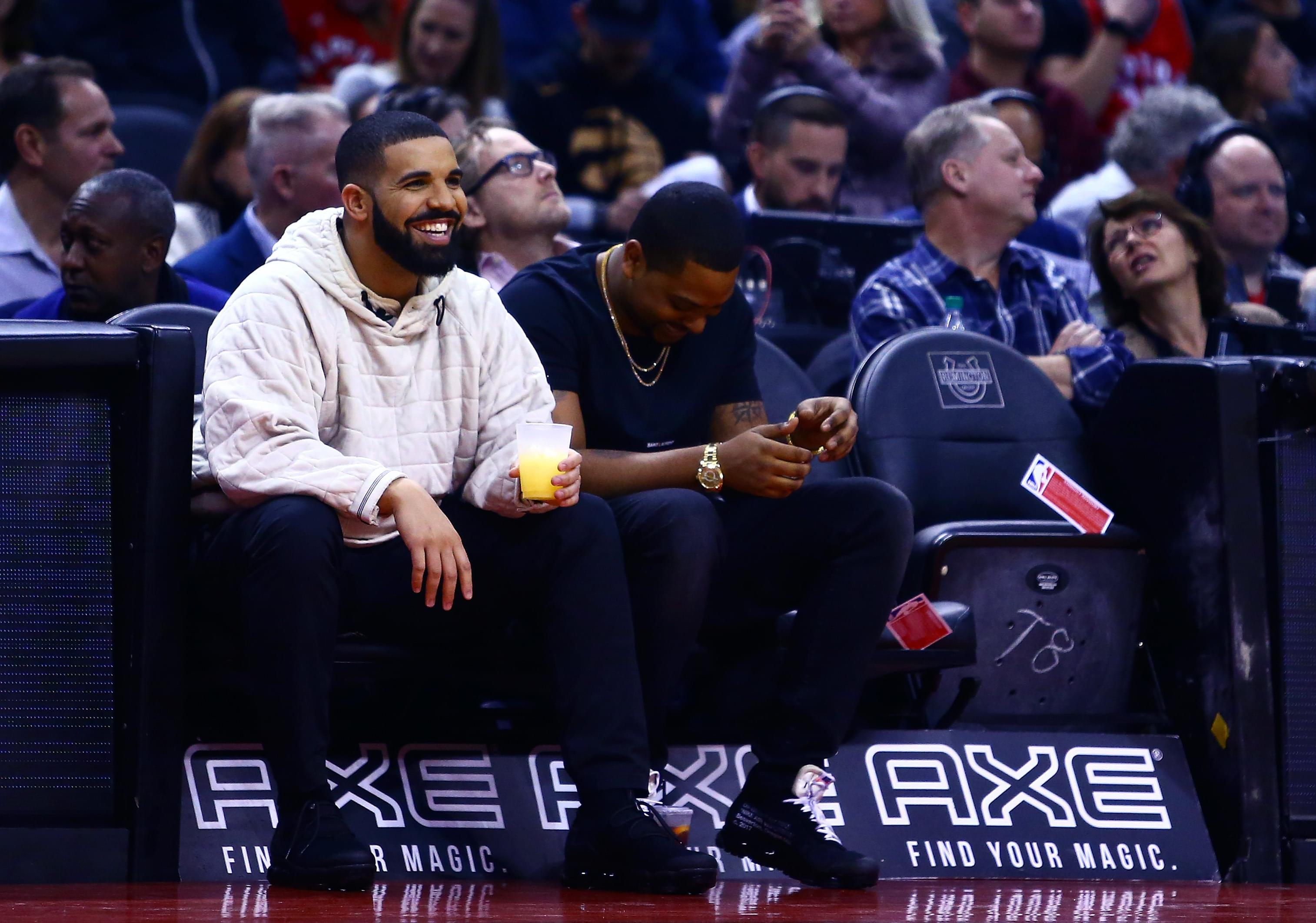 "Drake Surprise Drops 2 New Tracks: ""Diplomatic Immunity"" & ""God's Plan"""