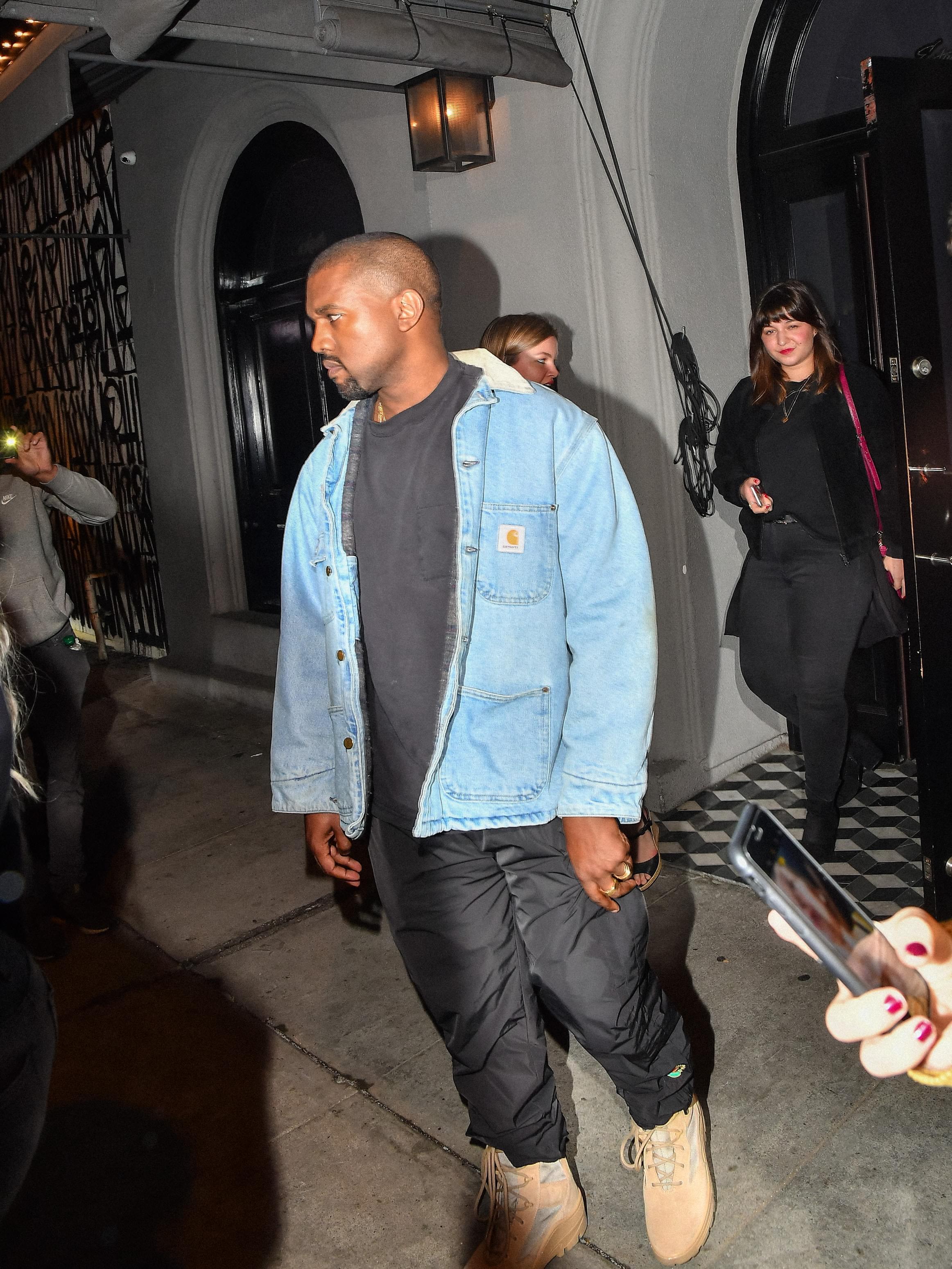 8058f307d9b Kanye West Reveals Yeezy Season 6 Sneakers