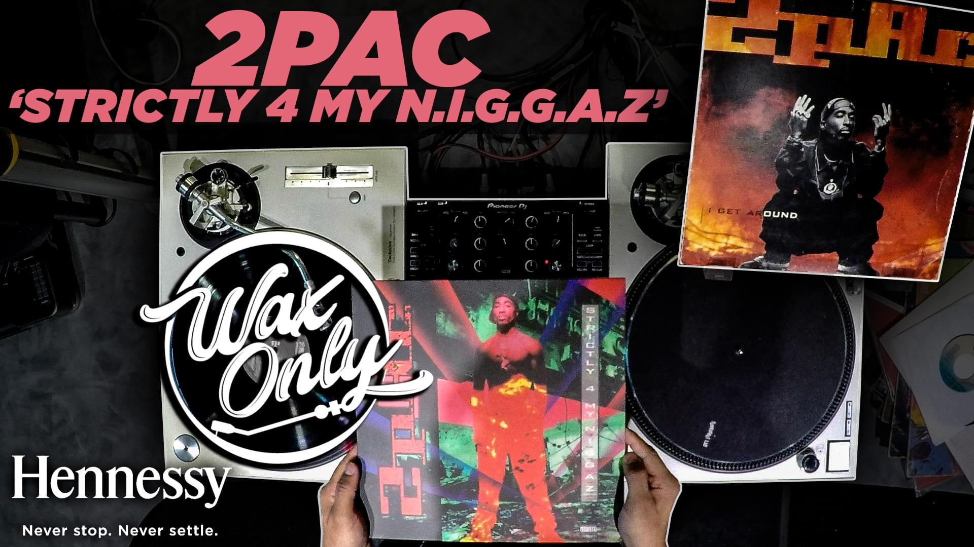 WaxOnly: VinRican Discovers Samples On 2Pac's 'Strictly For My