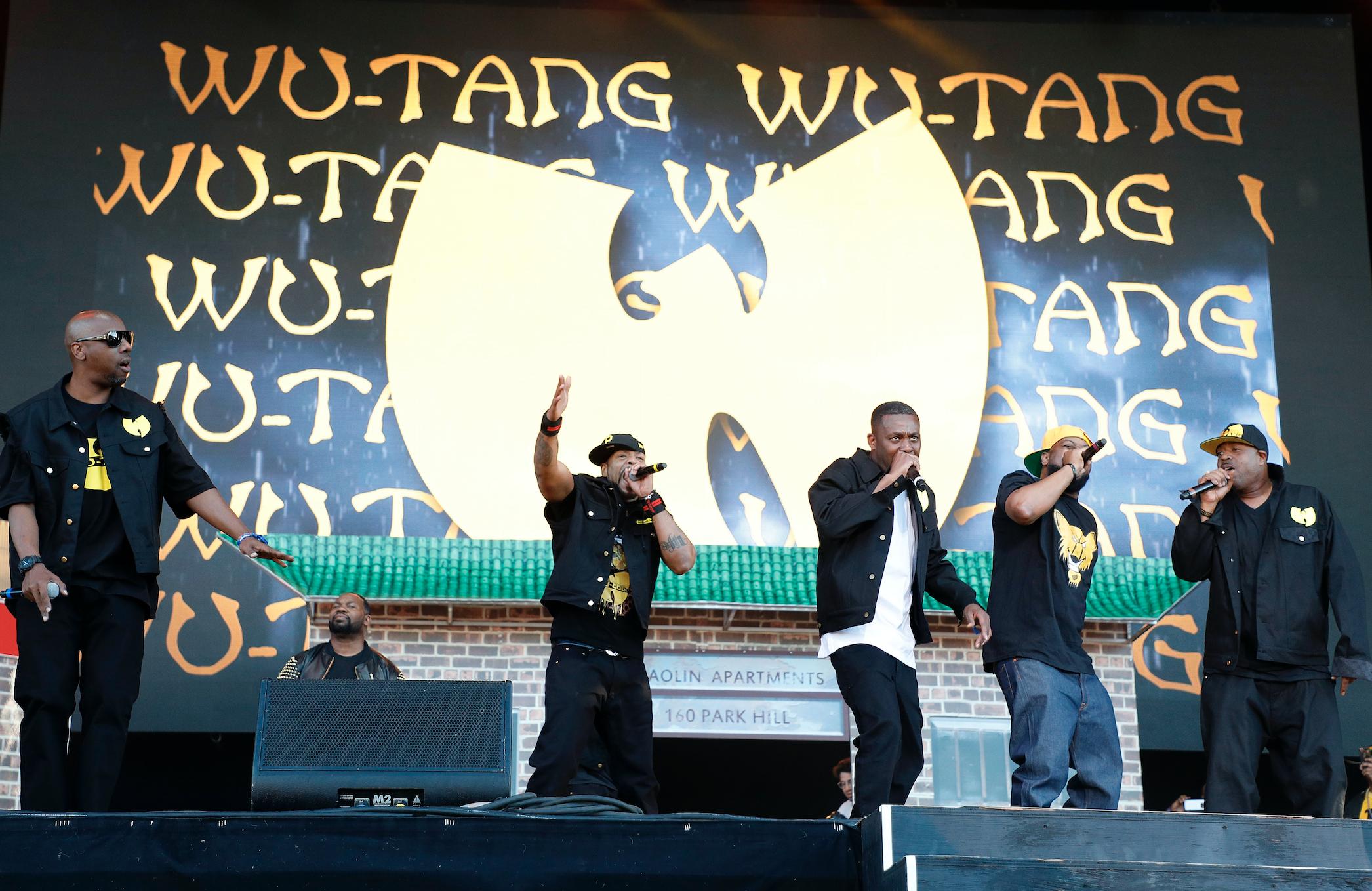 """Wu Tang Clan Returns with """"Wu Tang: The Saga Continues"""""""
