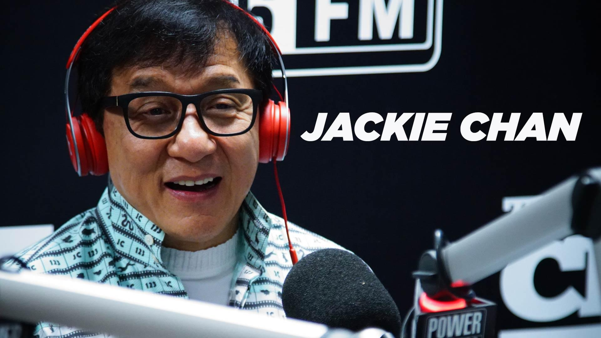 Jackie Chan Talks 'The Foreigner', Being Typecast, + Confirms Rush Hour 4 On #TheCruzShow! [WATCH]