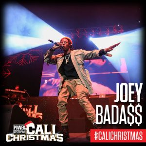 joey bada talks being back in studio with the cruz show at cali christmas