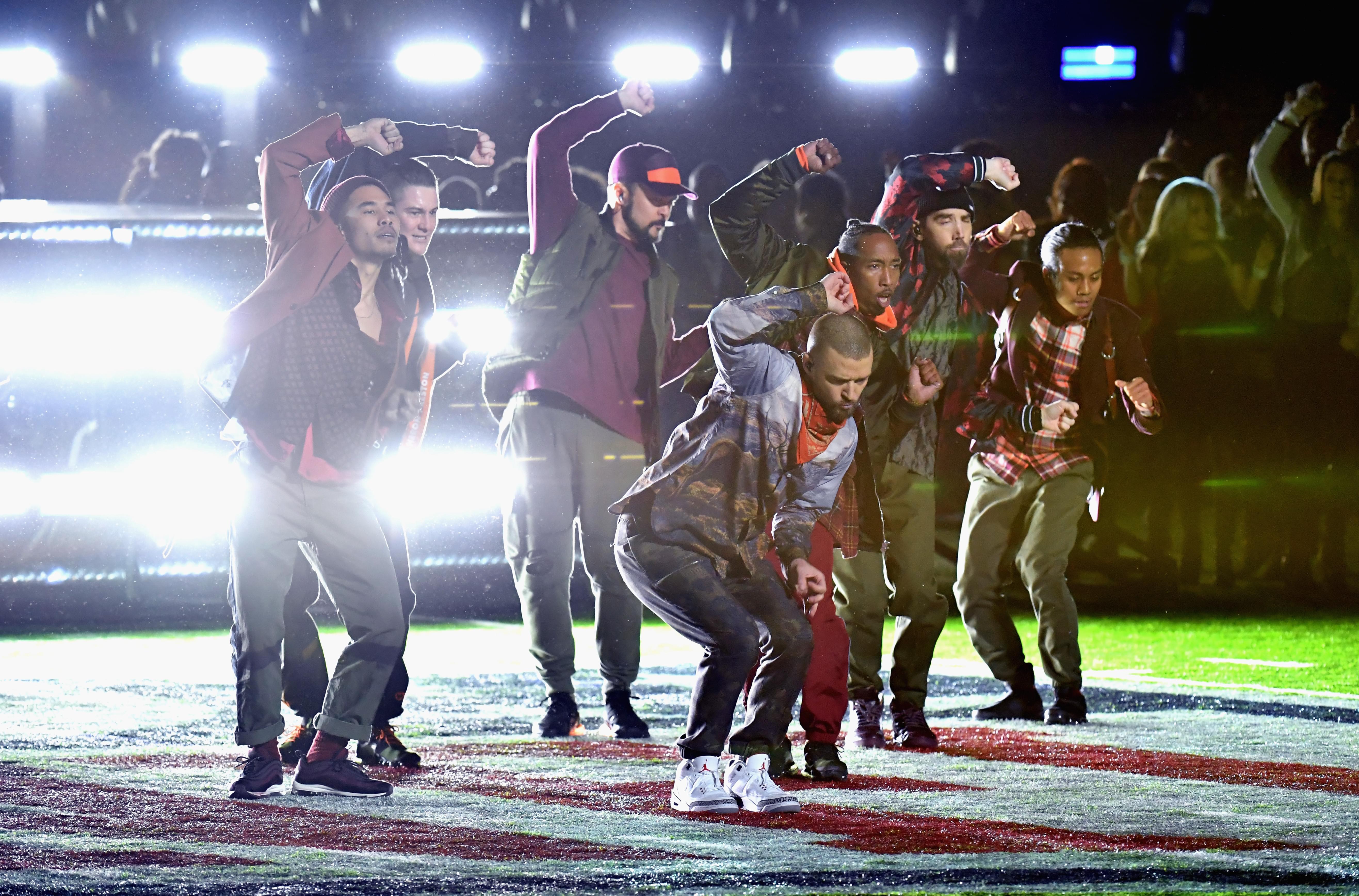 huge discount 801be b0fc1 Justin Timberlake Air Jordan 3 JTH Super Bowl Sneakers Sold ...