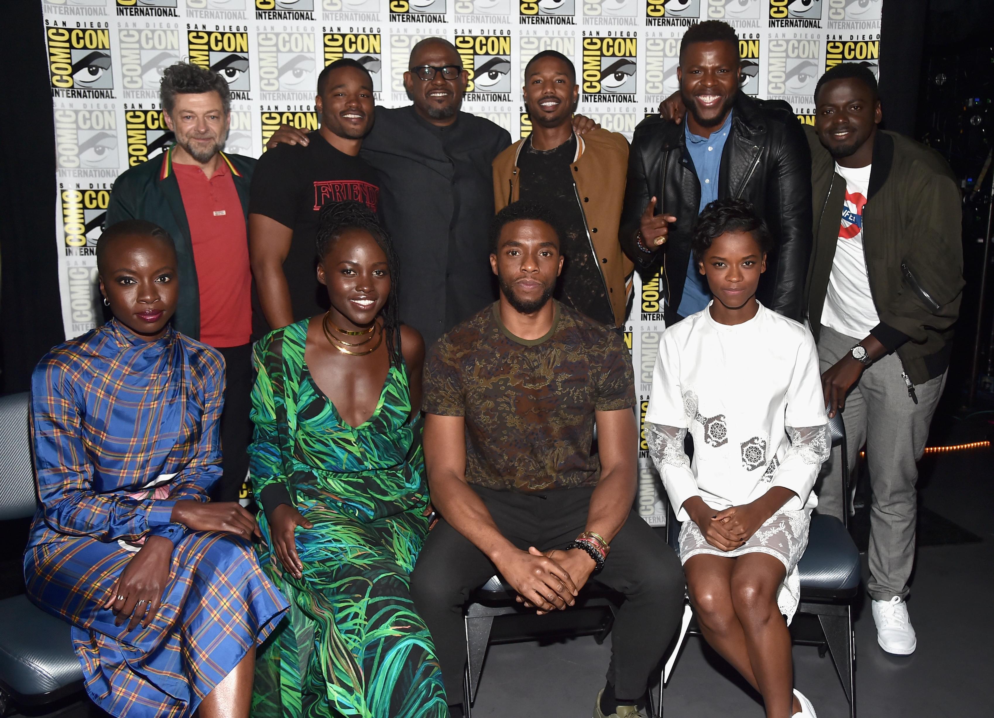 Black Panther in LA BESTlivejournal