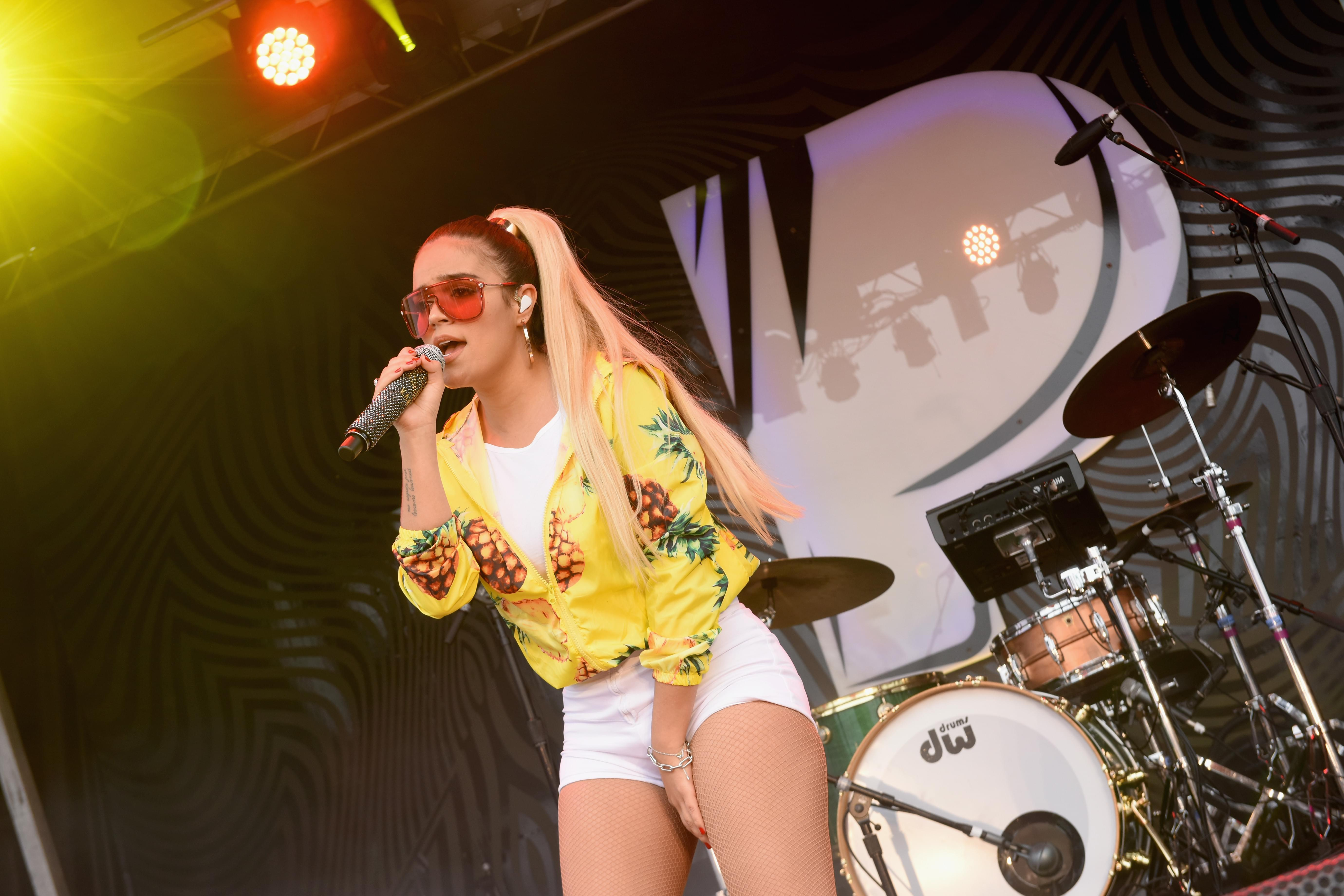 34f4ac4f4cdc1 Karol G Released 'Pineapple' Music Video | KPWR-FM