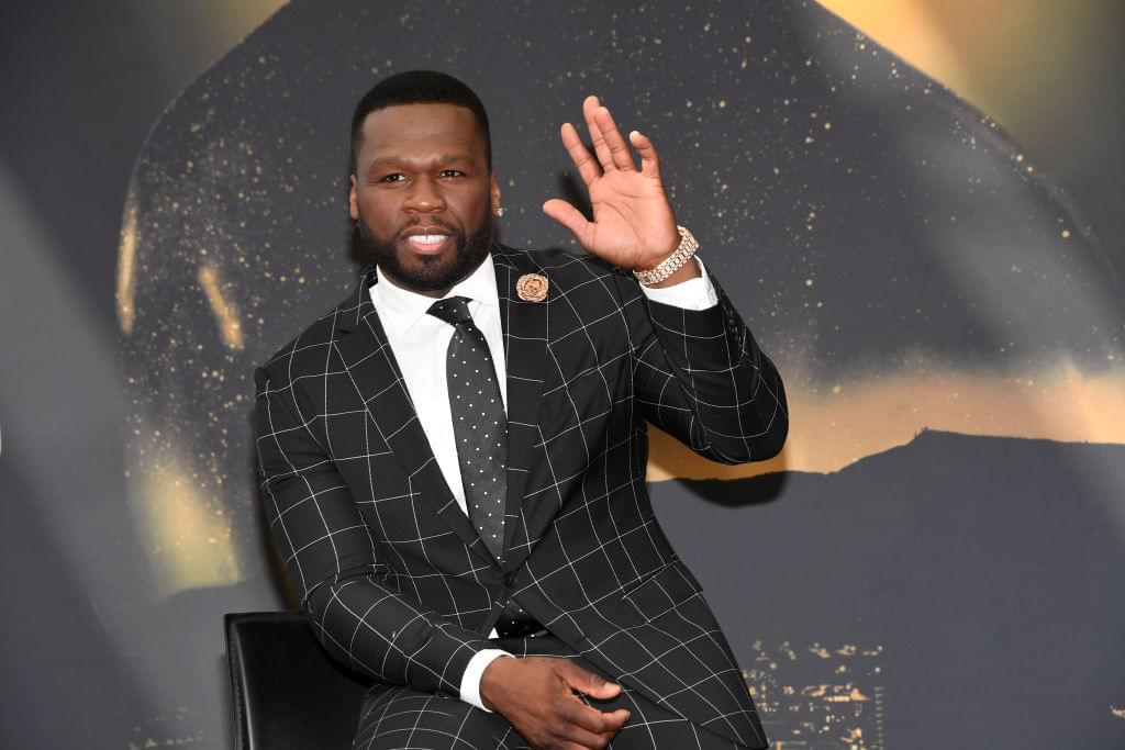 50 Cent Releases New Music with PnB Rock | KPWR-FM