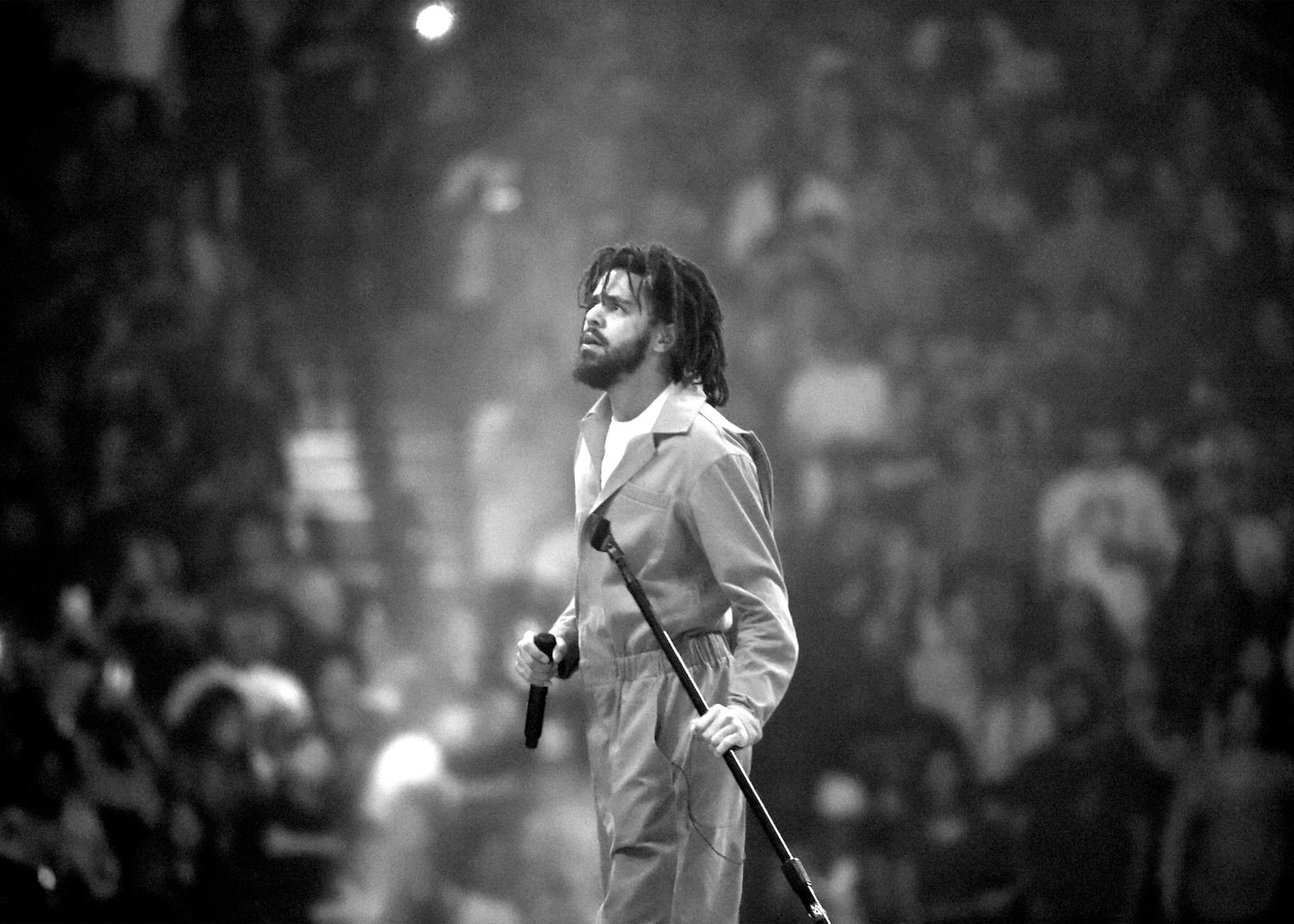 J. Cole's 'KOD' Claims #1 Spot On Billboard 200 Charts