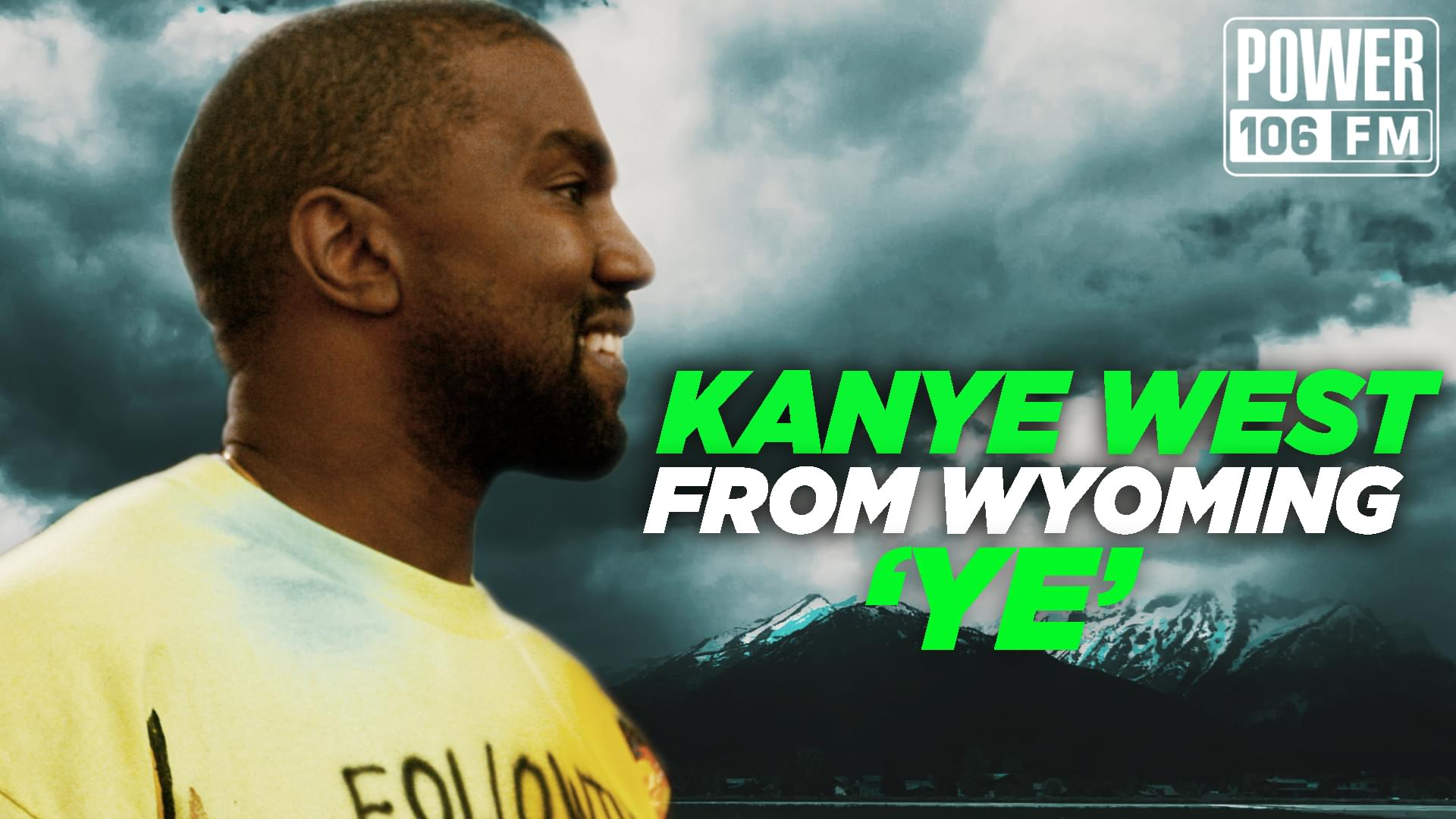 Kanye West On Redoing The Album 'YE' After TMZ Interview, Future Projects + Family Love [WATCH]