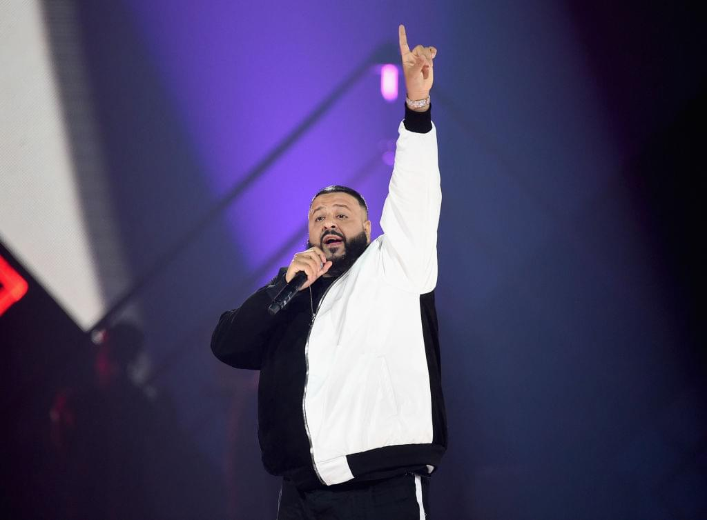 DJ Khaled To Release A Line of Soap
