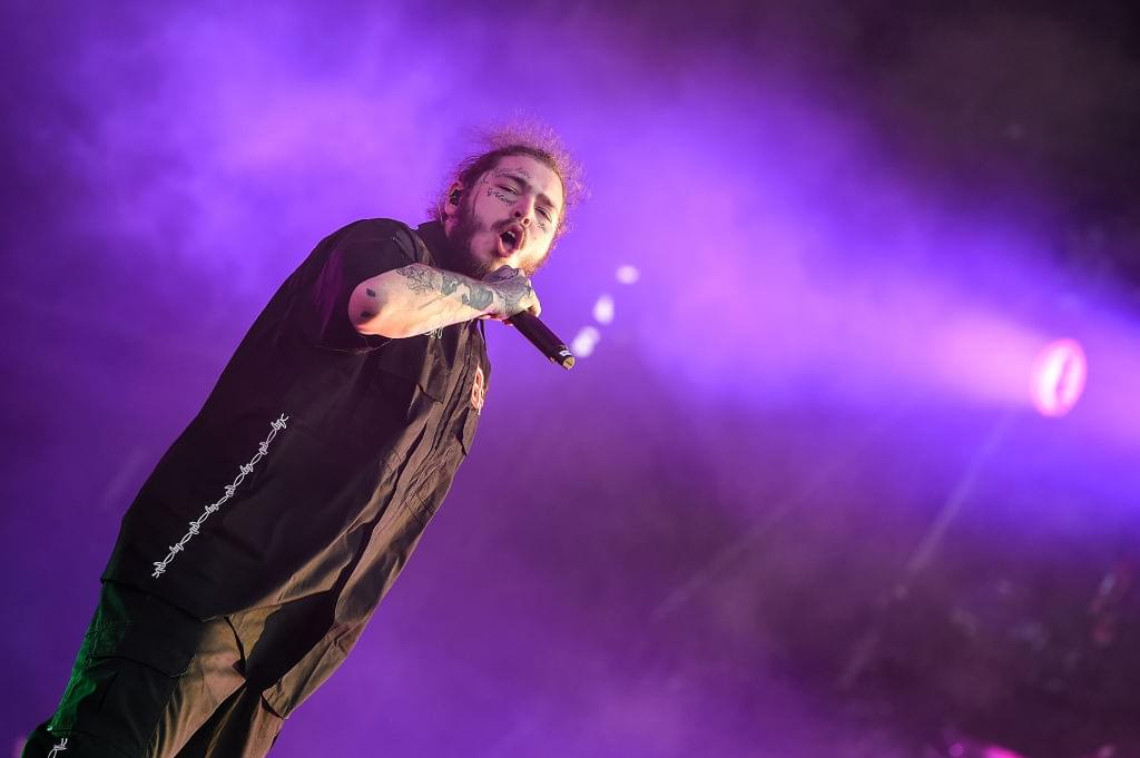 Post Malone Goes Undercover for a Good Cause