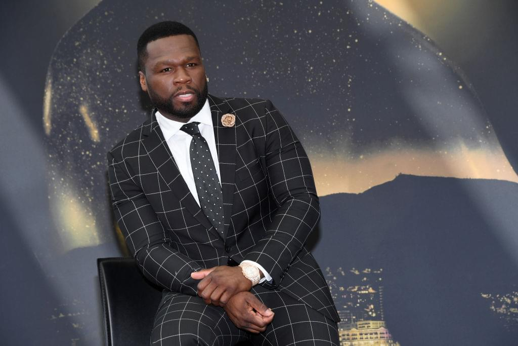 50 Cent Brings Floyd Mayweather's Son Into Feud