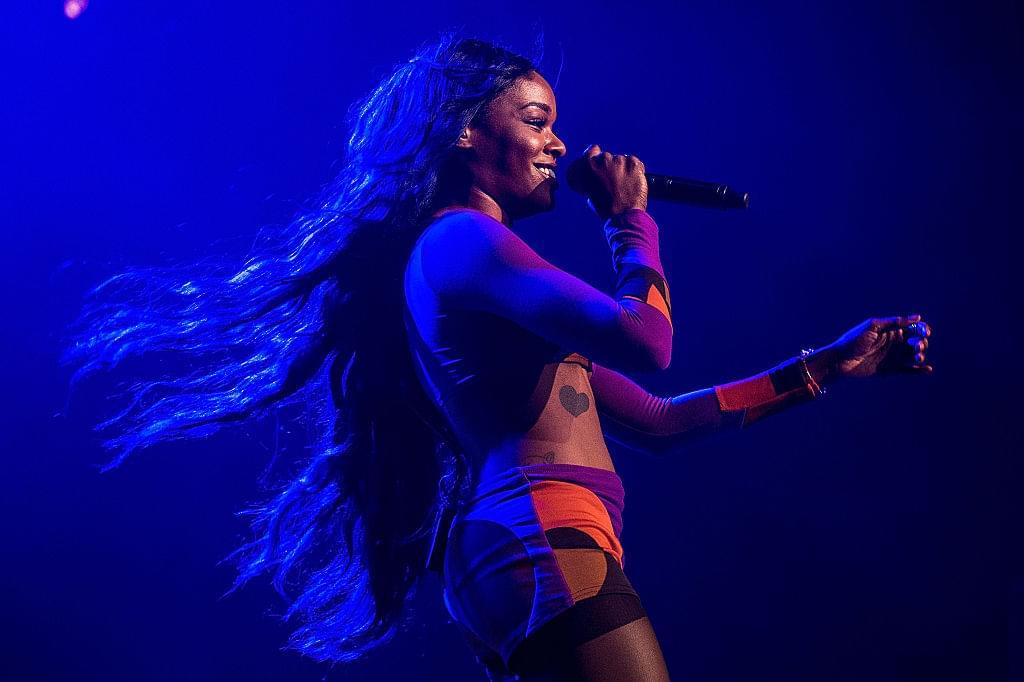 Azealia Banks Criticizes Nicki Minaj And 6IX9INE