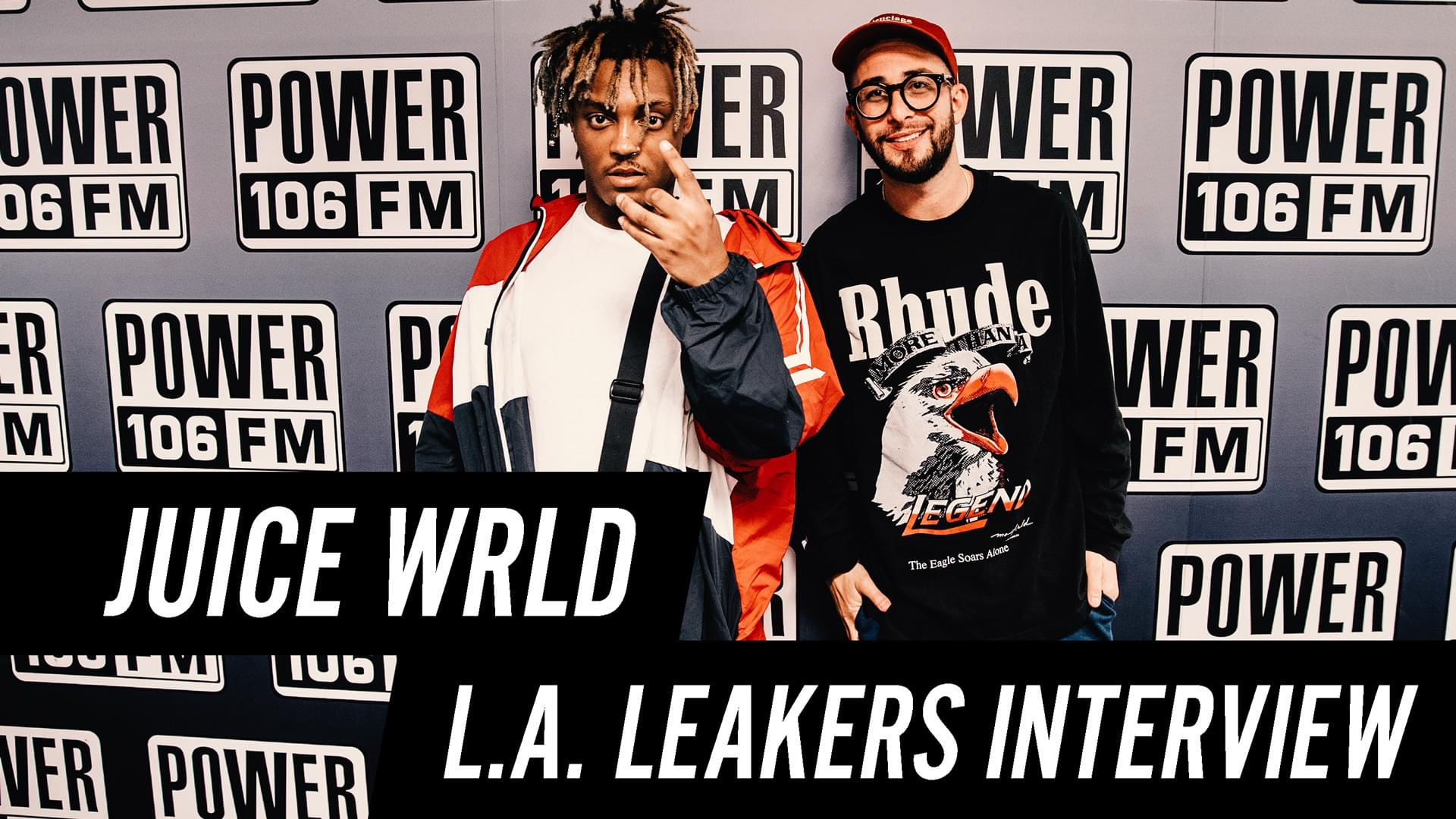 "Juice WRLD Talks ""Lucid Dreams,"" XXL Freshman List, Praises"