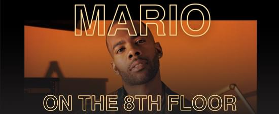"""Mario Performs """"Drowning"""" LIVE l ON THE 8TH FLOOR"""