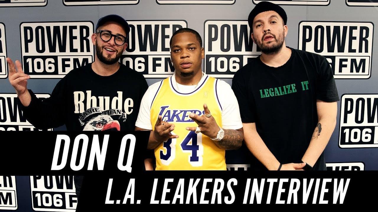 Don Q Talks 'Don Season 2' Project, New Music W/50 Cent & A