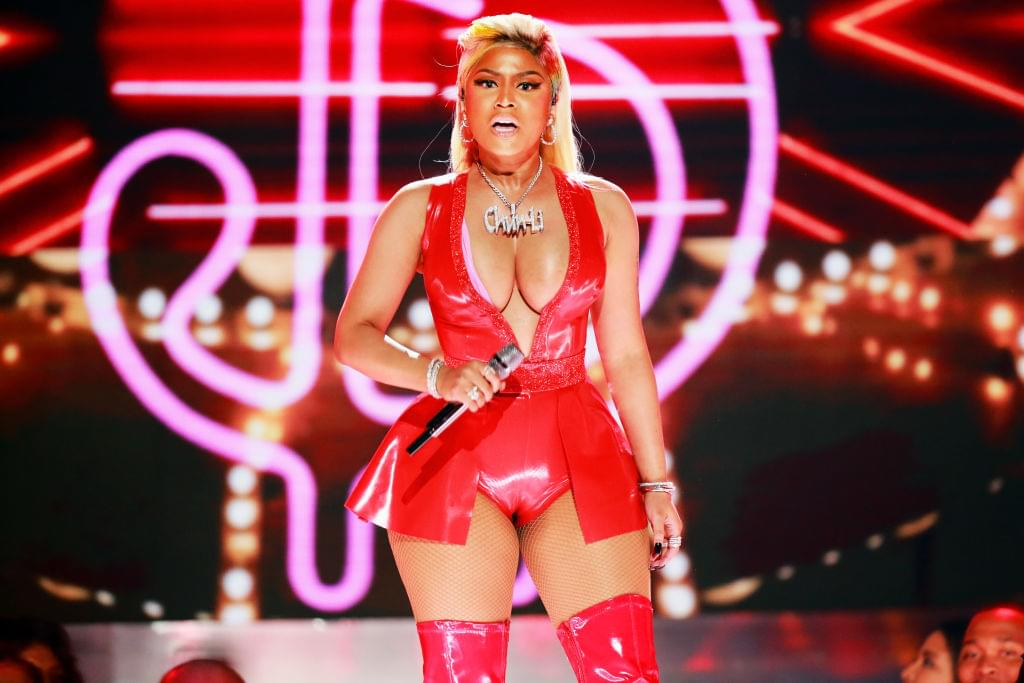 Nicki Minaj Adds 'FEFE' On QUEEN