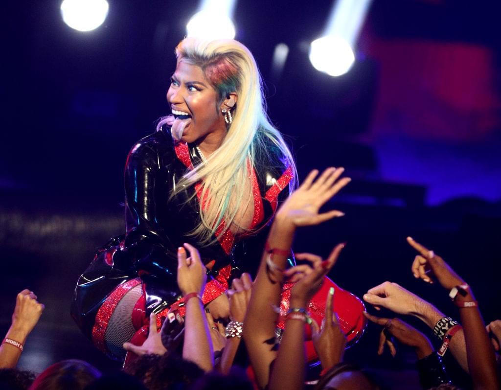Nicki Minaj Speaks On Cardi B And Remy Ma