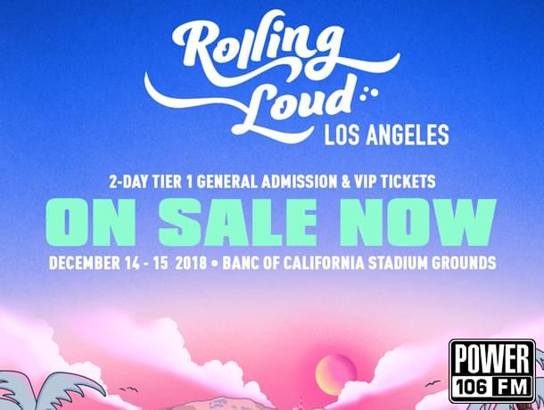 Rolling Loud: Los Angeles