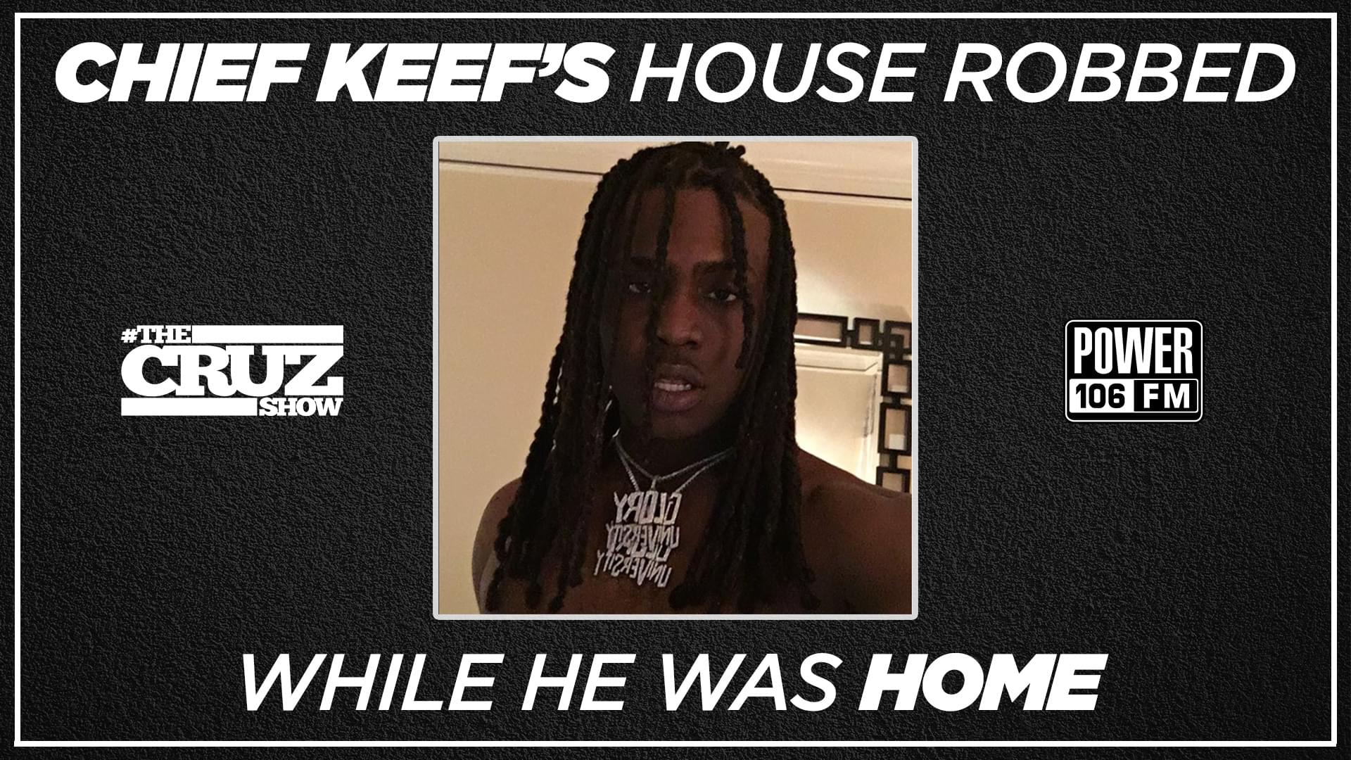 TMZ's Van Lathan Shares Details Of Shots Fired During Chief Keef