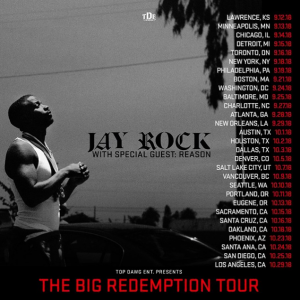 Jay Rock: The Big Redemption Tour