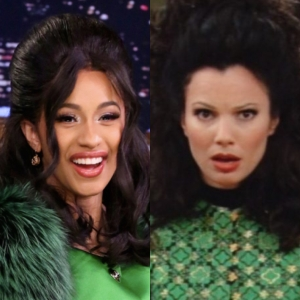 Cardi B In Talks To Join Nanny Remake With Fran Drescher