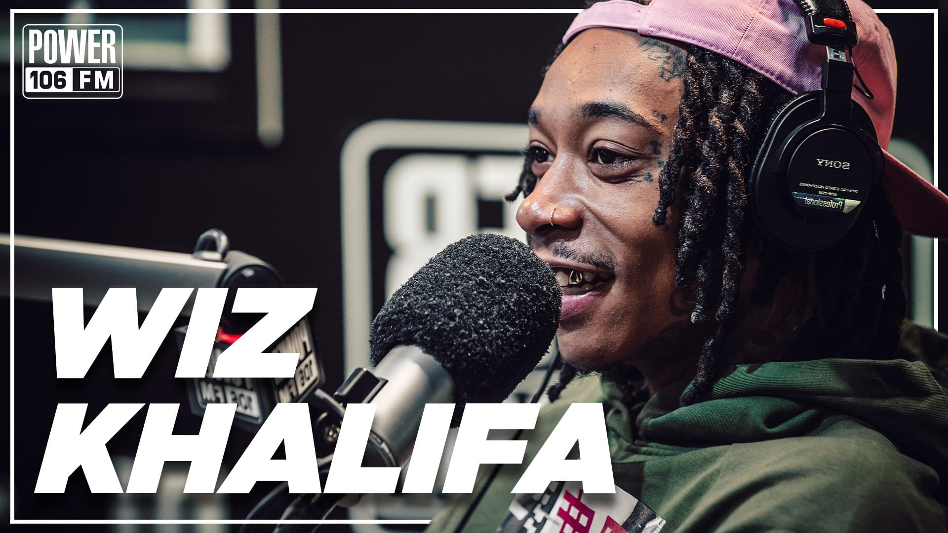 Wiz Khalifa On What He's Learned From Ty Dolla $ign, Jay-Z Trolling, New R&B Project