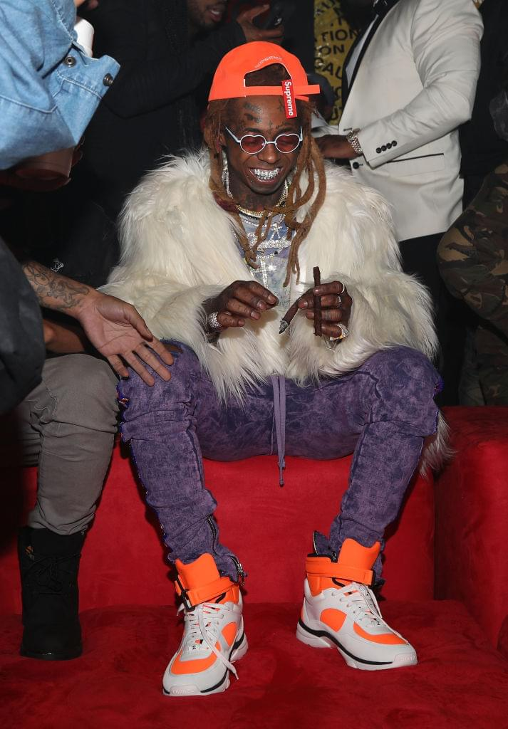 Lil Wayne Drops Uproar Video—featuring some familiar faces!