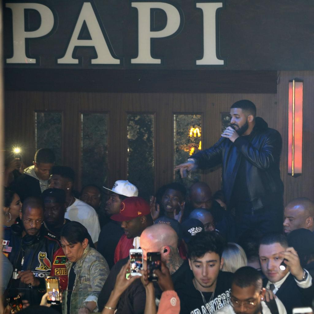 A Look Inside Drake S 2000s Themed Birthday Party