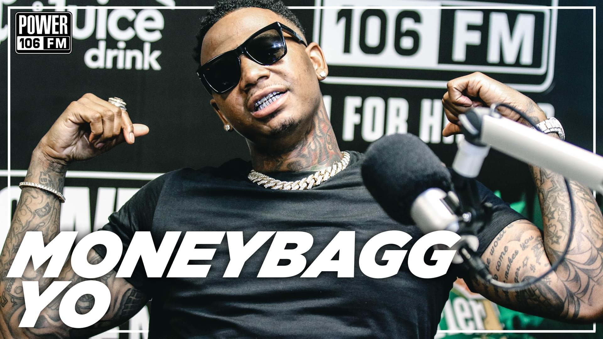 Moneybagg Yo Talks J. Cole U0026 YG U0027Resetu0027 Album Features + Upcoming Memphis