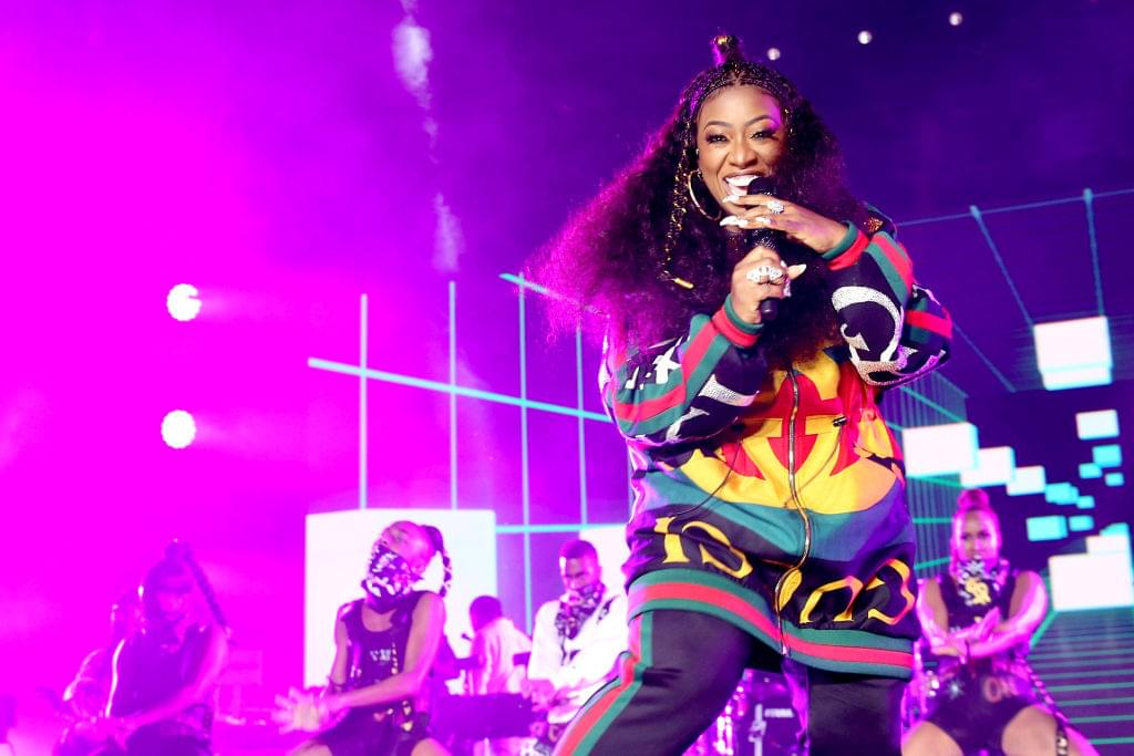 Missy Elliott  First Female Rapper To Be Nominated For The Songwriters Hall Of Fame