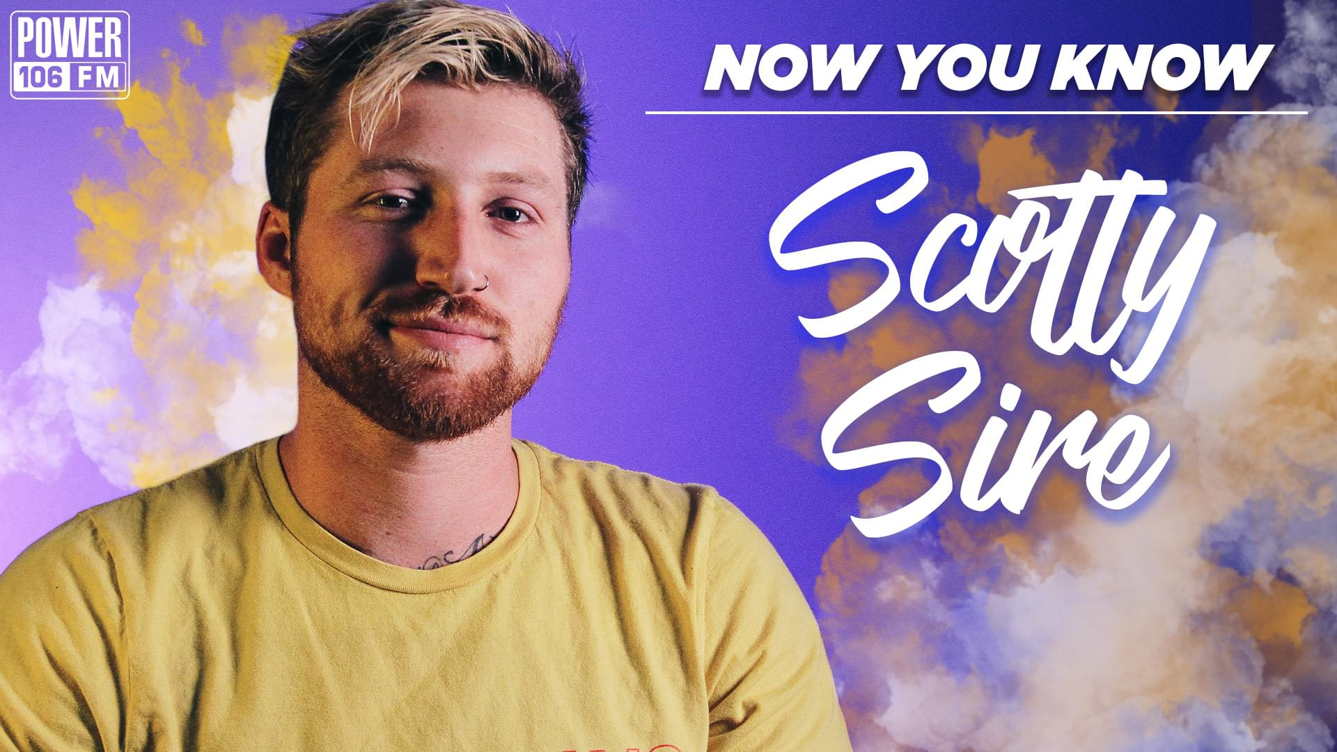 Scotty Sire On Transitioning From Youtube Star To Artist & Explains Ant Tattoo From Thailand [WATCH]