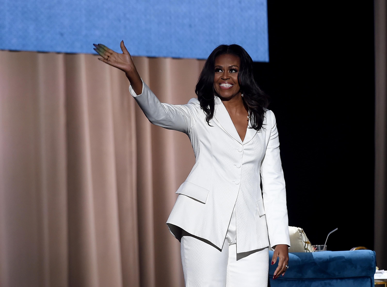 Michelle Obama's Costco Run With Ellen Degeneres