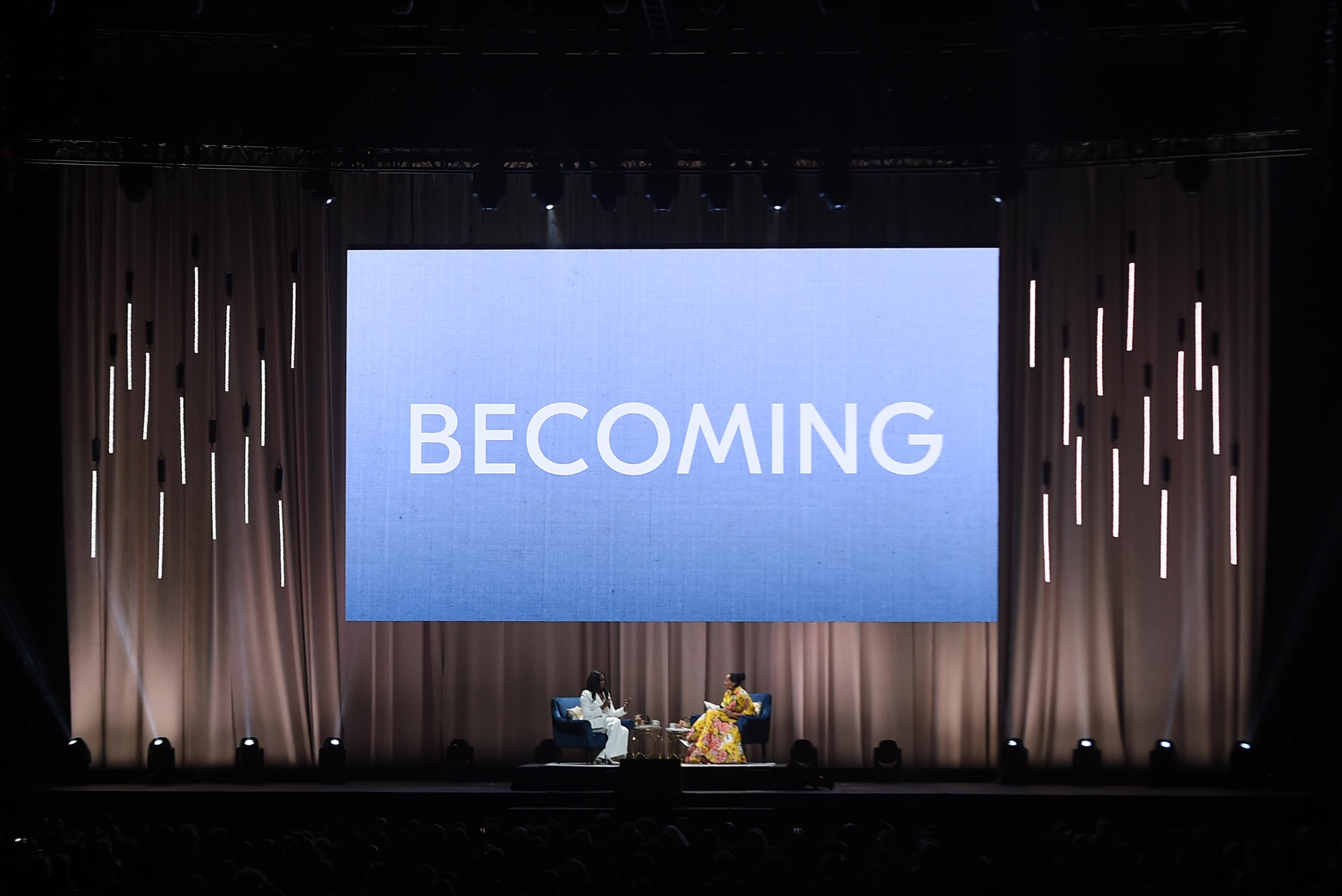 Recap: An Intimate Conversation With Michelle Obama & The Raw, Real, Riveting Truth At The Forum