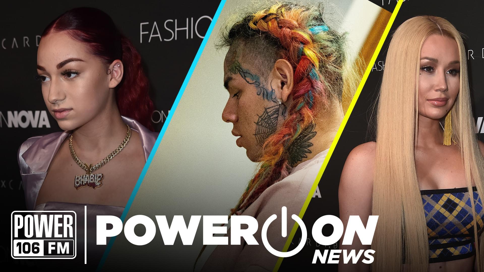 #PowerOn: R.I.P. Kim Porter, 6ix9ine Cancels Team, Bhad Bhabie Goes After Iggy Azalea During Party