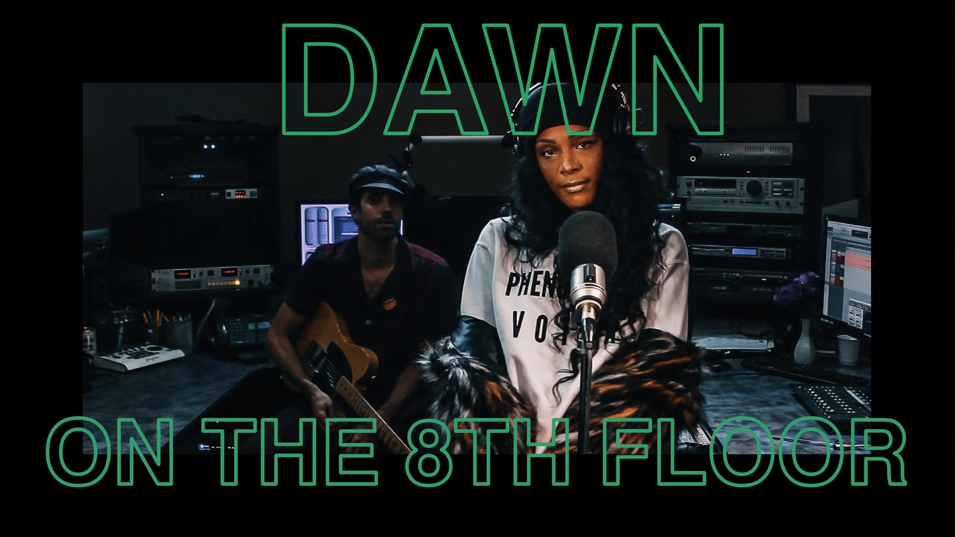 "DAWN Performs ""Hey Nikki"" LIVE l On The 8th Floor"