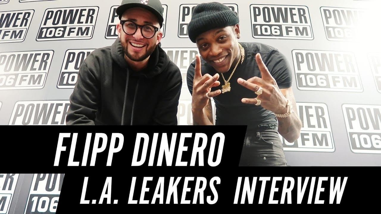 "Flipp Dinero On ""Leave Me Alone"" Success, Signing To DJ Khaled, Current State Of NY Hip Hop"