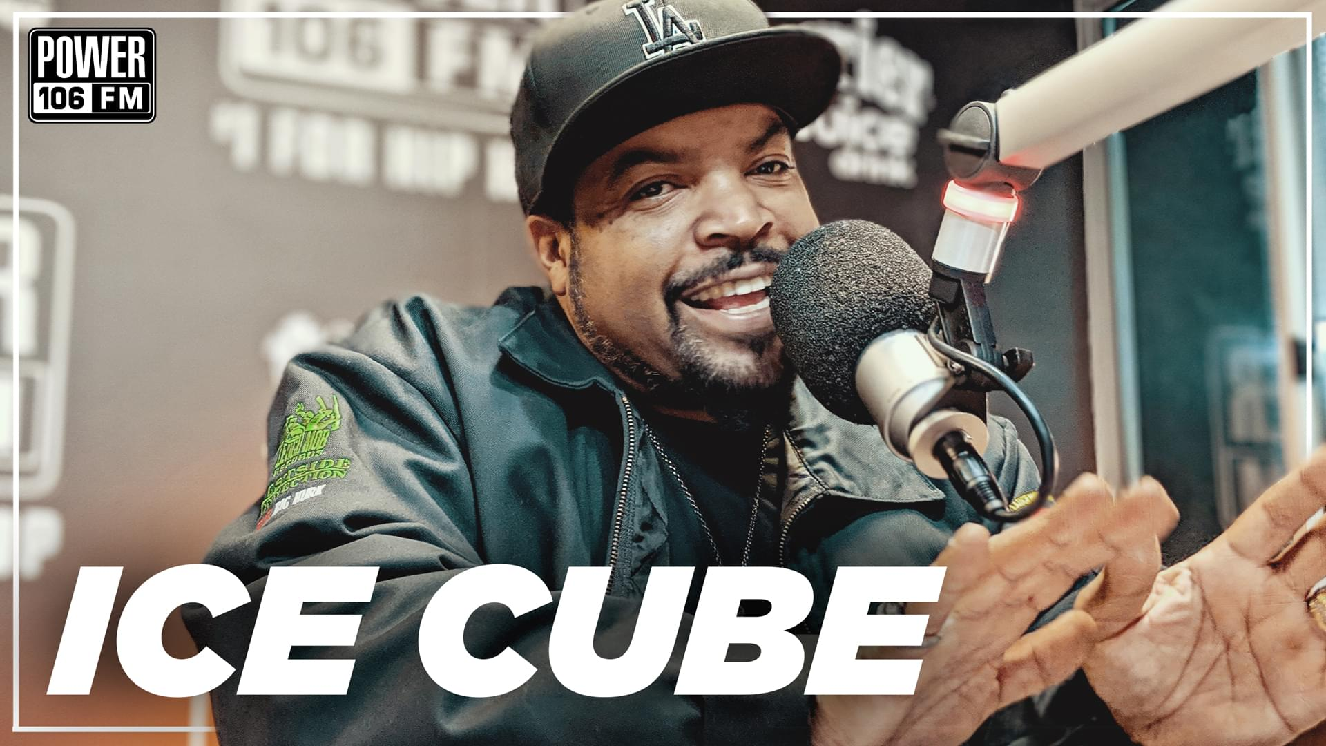 Ice Cube On Kanye West, Donald Trump Support, 6ix9ine Feds Arrest + 10th Studio Album