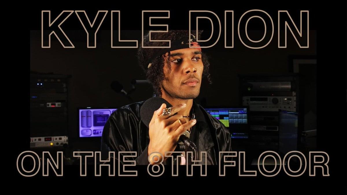 "Kyle Dion Performs ""Spend It"" LIVE #OnThe8thFloor [WATCH]"