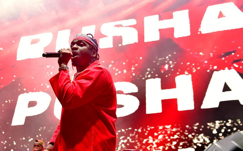 "Pusha T Partners With 1800 Tequila To Release ""1800 Seconds"" Compilation Project [LISTEN]"
