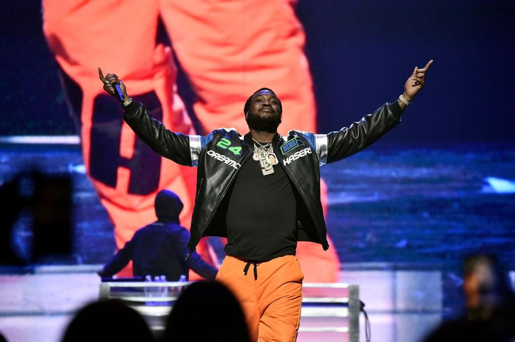 Meek Mill Lands Two Major Spots On The Billboard Charts