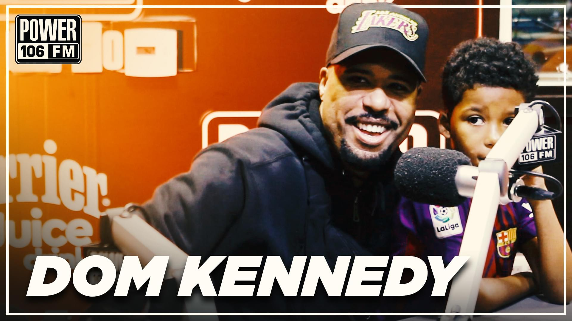 Dom Kennedy On Rejecting Record Deals, 'Volume 2' + New Music From O.P.M.