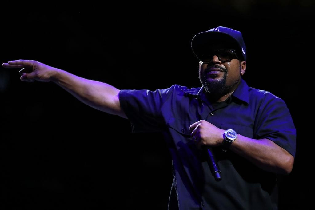 "Ice Cube Performs ""That New Funkadelic"" [WATCH]"