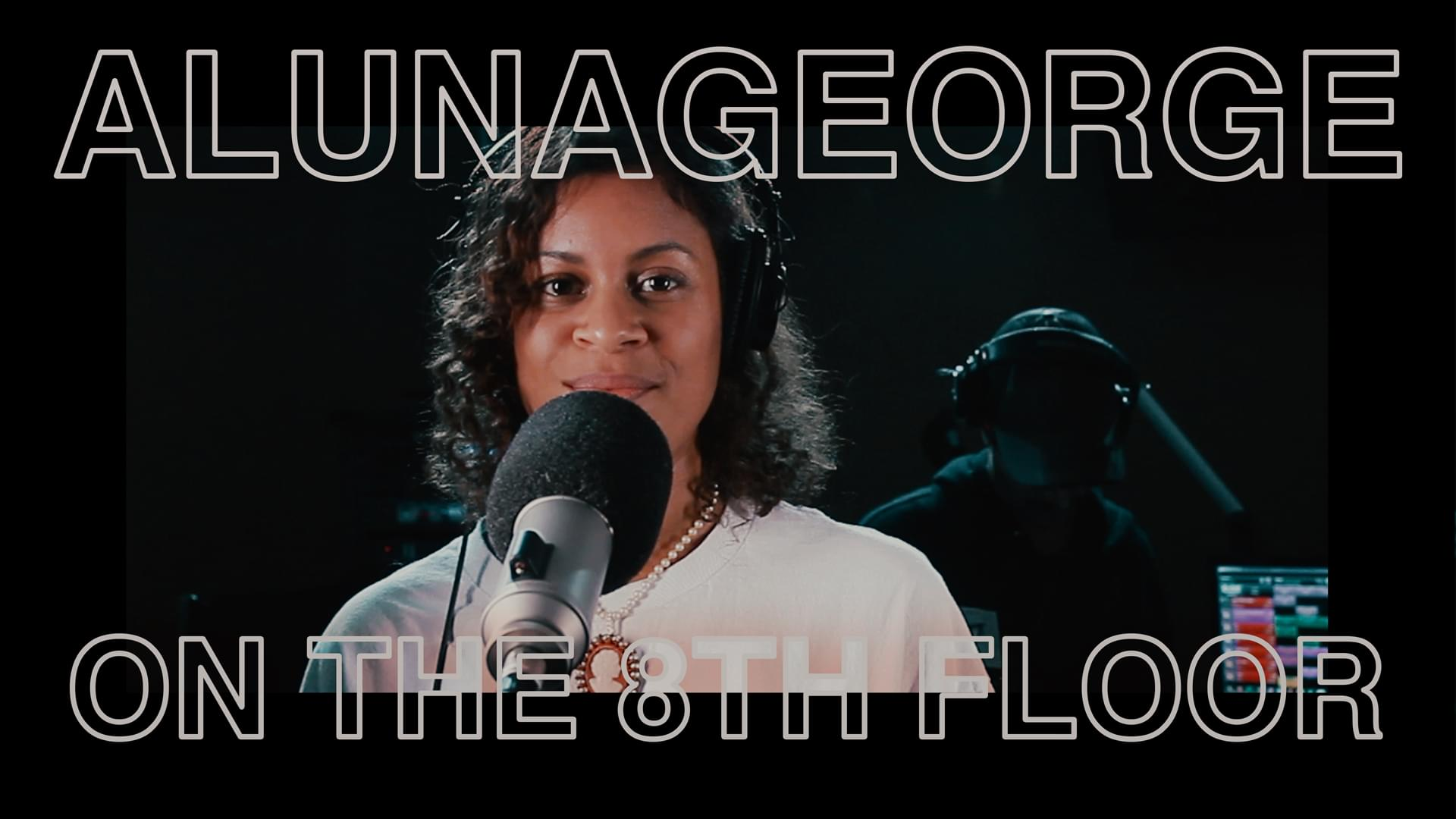 """AlunaGeorge Performs """"Cold Blooded Creatures"""" LIVE #OnThe8thFloor [WATCH]"""