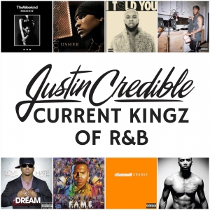 Justin Credible Names The Current Kingz of R&B [STREAM]