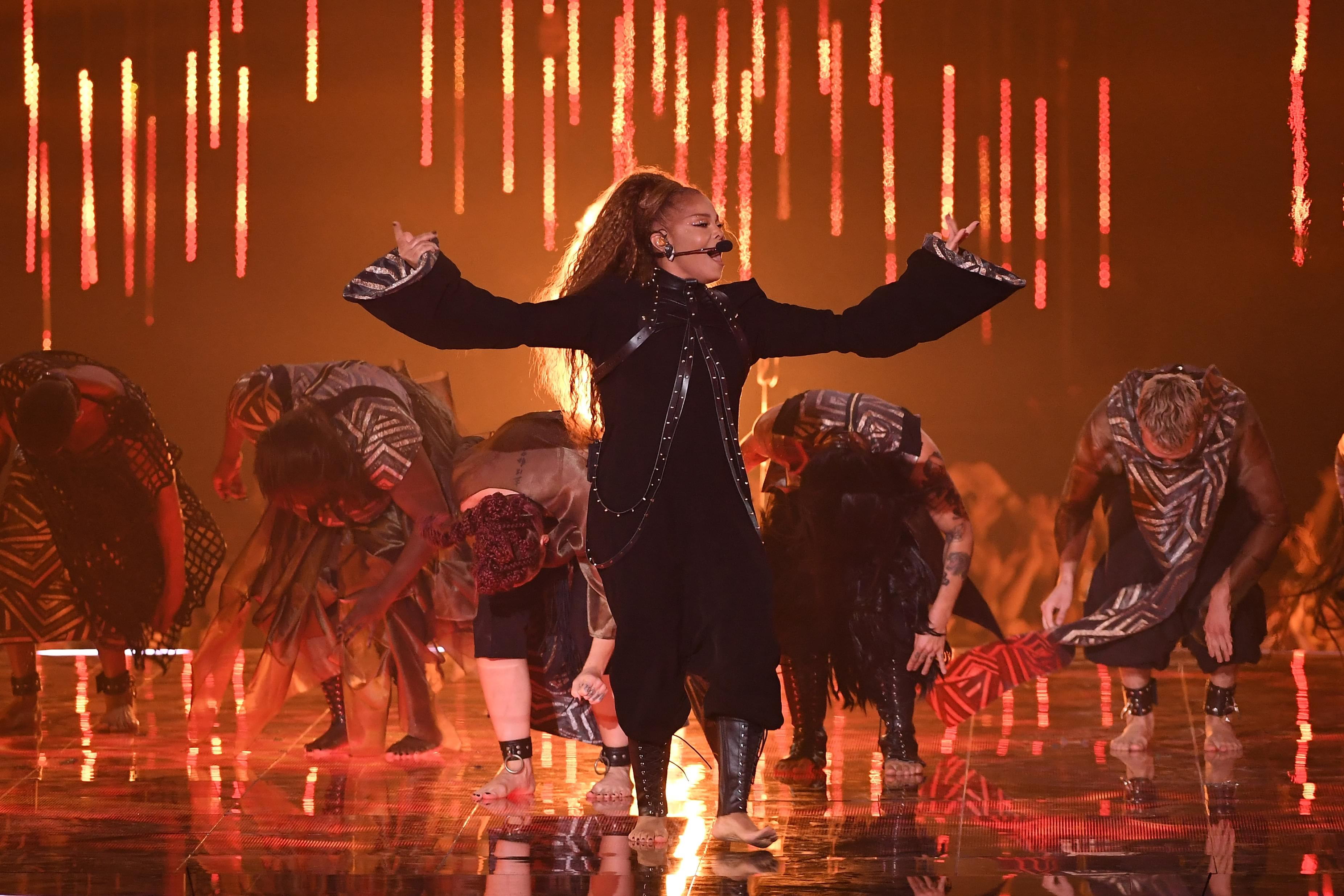 Janet Jackson To Be Inducted Into Rock and Roll Hall of Fame