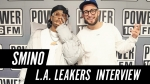 """Smino On 'Noir', Working w/ Sango on """"L.M.F. """" & Being From St. Louis [WATCH]"""