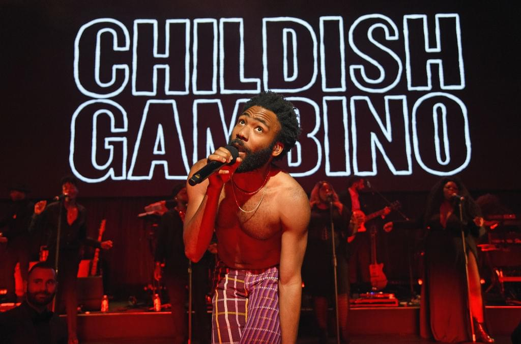 Childish Gambino Performs Unreleased Music at Los Angeles Show [WATCH]
